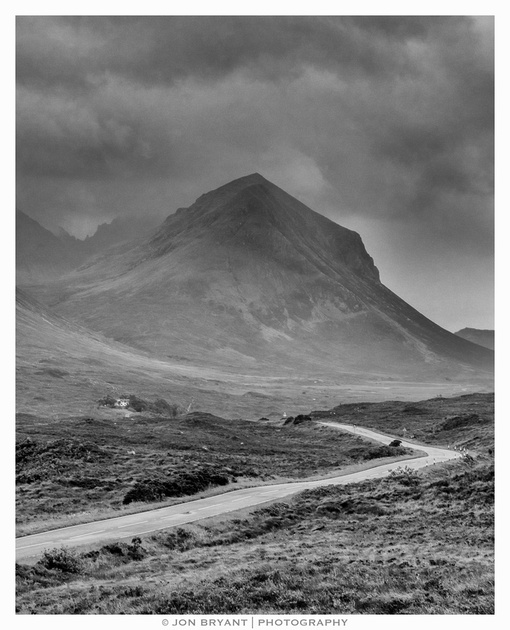 Road to Sligachan
