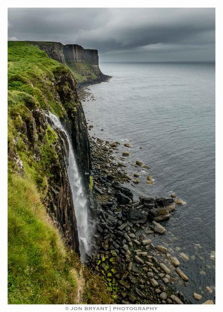 Leat Waterfall